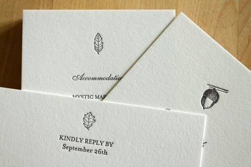 Leaf wedding 2